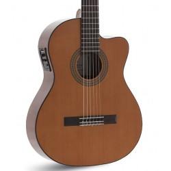 Guitarra Clasica ADMIRA Juanita Electrificada Cutaway Foto: C:QuerryFotos Web\Guitarra Clasica ADMIRA Juanita Electrificada Cuta