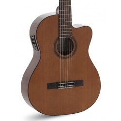 Guitarra Clasica ADMIRA Malaga Electrificada Cutaway Foto: C:QuerryFotos Web\Guitarra Clasica ADMIRA Malaga Electrificada Cutawa