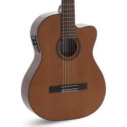 Guitarra Clasica ADMIRA Malaga Electrificada Cutaway (Fishman) Foto: C:QuerryFotos Web\Guitarra Clasica ADMIRA Malaga Electrific