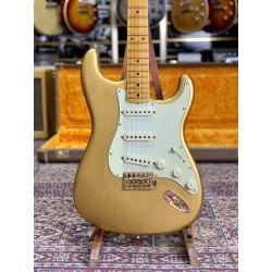 Guitarra Electrica Fender Custom Shop limited Edition 1962 Bone Tone Stratocaster Journeyman Relic Aged Aztec Gold Foto: C:Querr