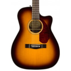 Guitarra Acustica Fender CC-140SCE Sunburst Con Estuche Foto: C:QuerryFotos Web\Guitarra Acustica Fender CC-140SCE Sunburst Con