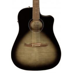 Guitarra Fender Acustica FA-325CE Midnight Burst Foto: C:QuerryFotos Web\Guitarra Fender Acustica FA-325CE Midnight Burst