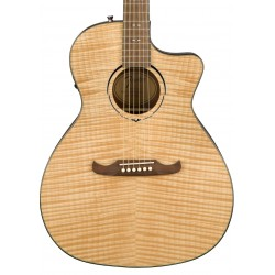 Guitarra Fender Acustica FA-345CE Natural Foto: C:QuerryFotos Web\Guitarra Fender Acustica FA-345CE Natural