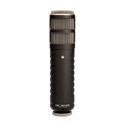 Microfono RODE Procaster Foto: C:QuerryFotos Web\Microfono RODE Procaster-1