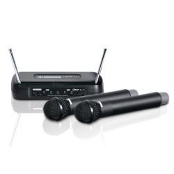 Microfono Inalambrico LD SYSTEM ECO 2x2 HHD Mano Foto: C:QuerryFotos Web\Microfono inalambrico LD SYSTEM ECO 2x2 HHD Mano