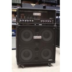 Amplificador FENDER Bassman 300 PRO + Cabinet FENDER 410 PRO (B-STOCK)
