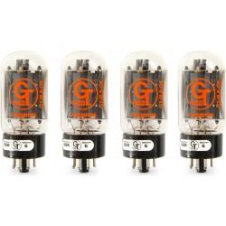 Válvula GROOVE TUBES GT-6L6-GE High Quartet