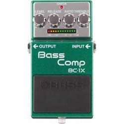 Pedal BOSS BC-1X Bass Comp