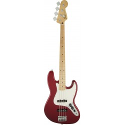 Bajo FENDER Standard Jazz Bass Candy Apple Red MN