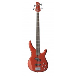 Bajo YAMAHA TRBX204 Bright Red Metallic