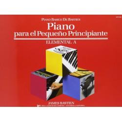 BASTIEN - Piano para el Pequeño Principiante, Nivel Elemental A Piano - Ed. Kjos (2000) Foto: \192