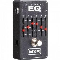 Pedal MXR M109 Six Band EQ Ecualizador Foto: \192