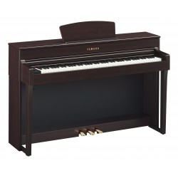 Piano Digital YAMAHA Clavinova CLP-635 Dark Rosewood Foto: \192