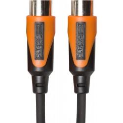 Cable ROLAND RMIDI-B5 Black MIDI-MIDI 1,5m Foto: \192