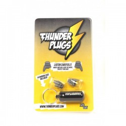 Protector Auditivo THUNDERPLUGS Standard TP-B1 Foto: \192