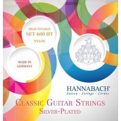 Cuerdas Clasica HANNABACH 600HT Tension Alta Foto: \192
