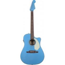 Guitarra Acustica FENDER Sonoran SCE LPB Lake Placid Blue Foto: \192