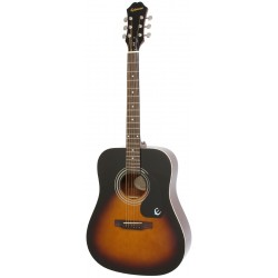 Guitarra Acustica EPIPHONE DR-100 Vintage Sunburst Foto: \192