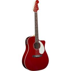 Guitarra Acustica FENDER Sonoran SCE Candy Apple Red Foto: \192
