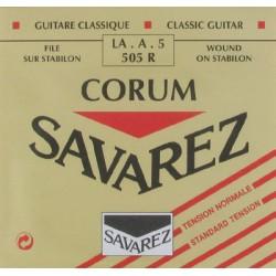 Cuerda Clasica SAVAREZ Corum Alliance Roja 4º 504-R Foto: \192