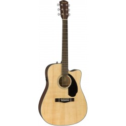 Guitarra Acustica FENDER CD-60SCE Natural Foto: \192