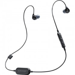 Auriculares In Ear SHURE SE112-K-BT1 Bluetooth Foto: \192