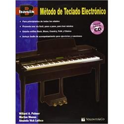 Libro PALMER Basix Metodo de Teclado Electronico Foto: \192