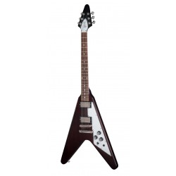 Guitarra Electrica GIBSON Flying V 2018 Aged Cherry Foto: \192