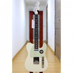Guitarra Electrica FENDER American Standard Magnificent Seven Telecaster Limited Edition Olympic White RW (B-Stock) Foto: \192