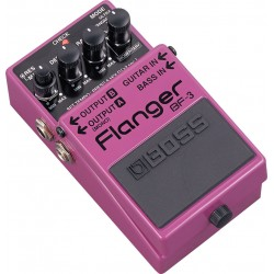 Pedal BOSS BF-3 - Flanger Foto: \192