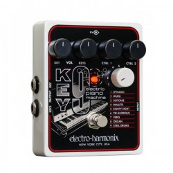 Pedal ELECTRO HARMONIX Key9 Electric Piano Machine Foto: \192