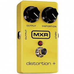 Pedal MXR M104 Distortion Plus Foto: \192