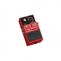 Pedal BOSS RC-1 - Loop Station Foto: \192