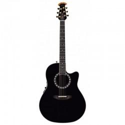 Guitarra Acústica OVATION 2077 LX-5 Legend Black Foto: \192