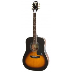 Guitarra Acustica EPIPHONE Pro-1 Plus Vintage Sunburst Foto: \192