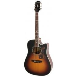 Guitarra Acustica EPIPHONE DR-500 MCE MasterBilt Vintage Sunburst Foto: \192