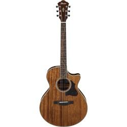 Guitarra Acústica IBANEZ AE245-NT Natural High Gloss Foto: \192