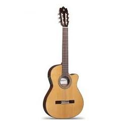 Guitarra Clasica ALHAMBRA 3-C CT-E1 Cut-Away Estrecha Electrificada  Foto: \192