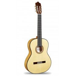 Guitarra Clasica ALHAMBRA Mengual  Margarit Flamenca Cipres Foto: \192