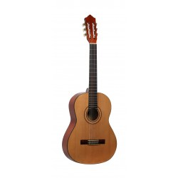 Guitarra Flamenca MOLINA CGFL Tapa de Pino Foto: \192