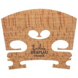 Puente Violin DESPIAU Ecoulier 1/4 Sin Preparar Foto: \192