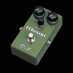 Pedal MAXON DS Distortion/Sustainer Foto: \192