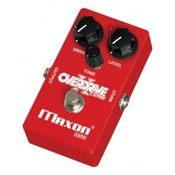 Pedal MAXON OD-808 X Overdrive Extreme Foto: \192