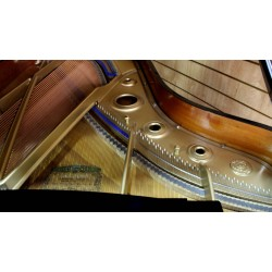 Piano Cola KAWAI KG-5C Negro Pulido Segunda Mano Foto: \192