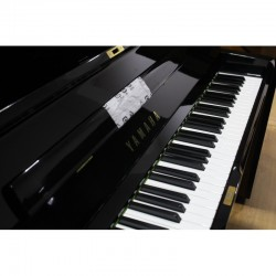 Piano Vertical YAMAHA U-3H Negro Reacondicionado Foto: \192