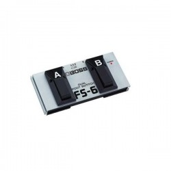 Pedal BOSS FS-6 Dual Footswitch Foto: \192