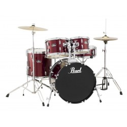 Bateria PEARL Roadshow RS505C Studio Wine Red Foto: \192