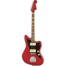 Guitarra Electrica FENDER 60th Anniversary Jazzmaster Fiesta Red PF Foto: \192