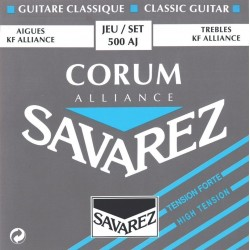 Cuerdas Clasica SAVAREZ Corum 500-AJ Foto: \192