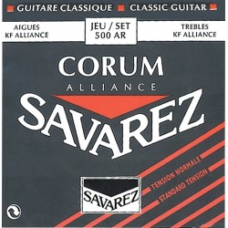 Cuerdas Clasica SAVAREZ Alliance Corum 500-AR Tension Normal Foto: \192